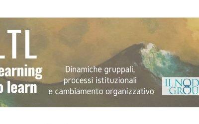 LTL Learning to learn, Dinamiche gruppali, processi istituzionali e cambiamento organizzativo